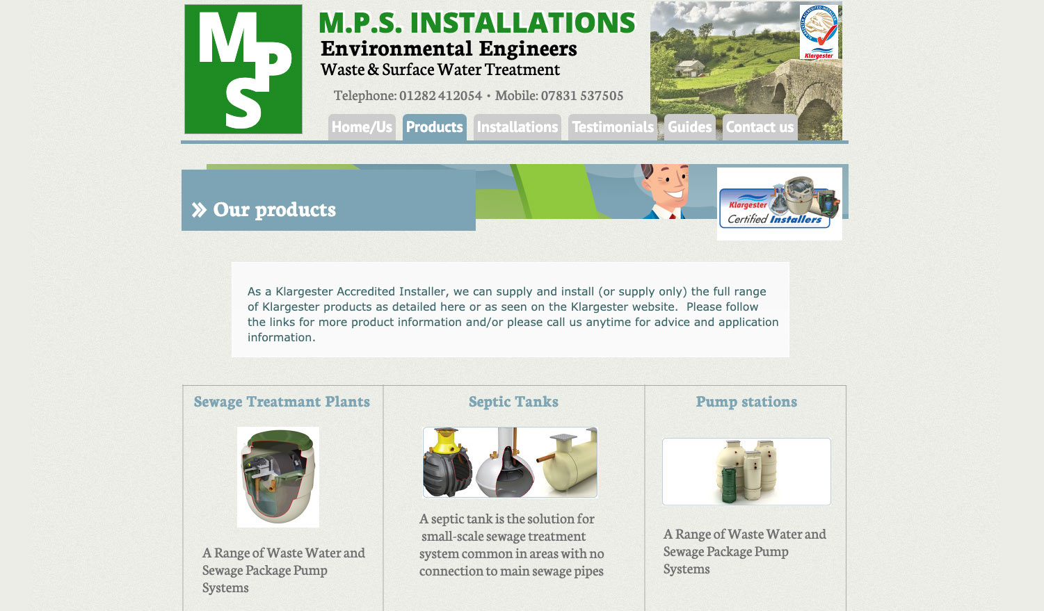 MPS Installations