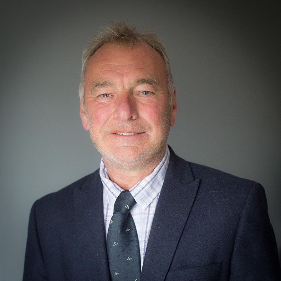Todmorden Golf Club Captain 2020 Mike Shackleton